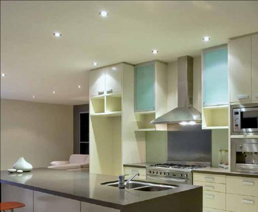 Come illuminare la cucina - Illuminazione casa moderna ...