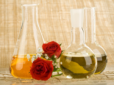 profumo degli oli essenziali