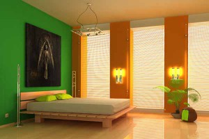 colori in camera da letto?