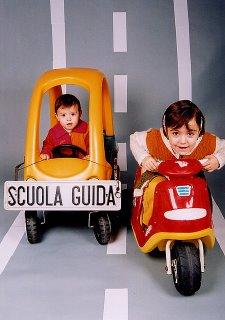 Come diventare istruttore di guida