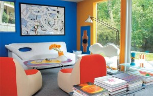 Quali colori nel soggiorno?